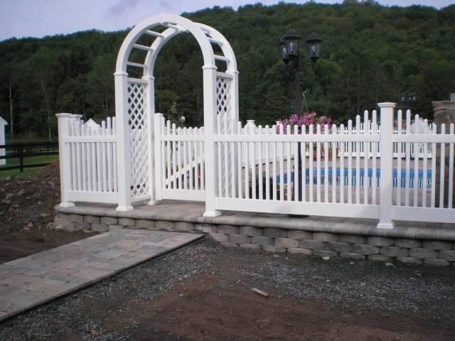 Westchester Fence Companies - Arbors